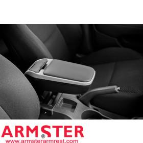 Welp Armster Volkswagen Golf 6 Armster 2 zwart/grijs armsteun DV-97
